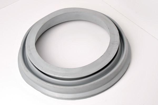 Уплотнение люка двери стиральной машины 255/00123/00