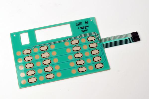 Клавиатура мембранная M414368P